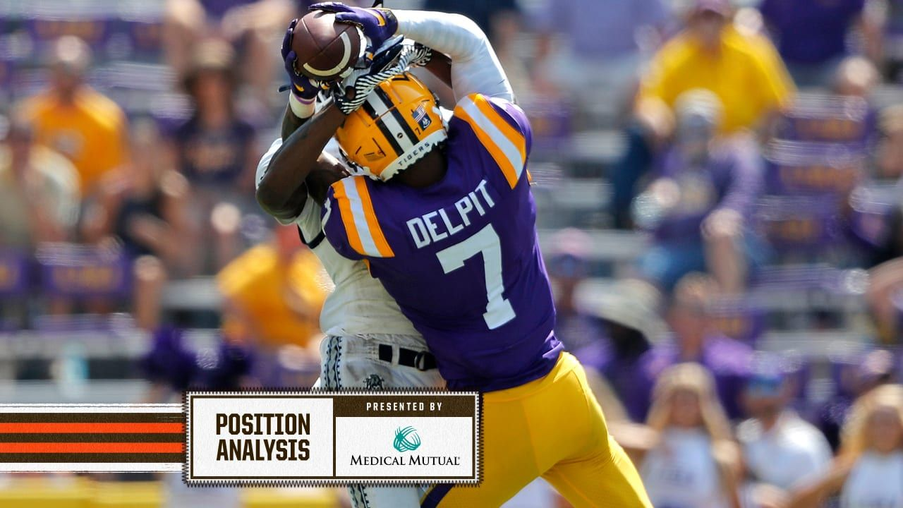 Browns 2020 position preview Analyzing the safeties NFL