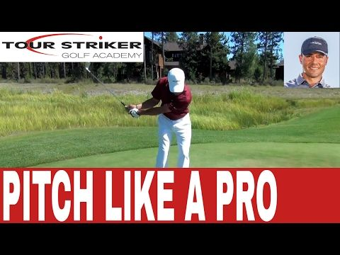 How to Put Spin on Your Shots - The Secret Touch   Tour Striker Golf Academy - YouTube