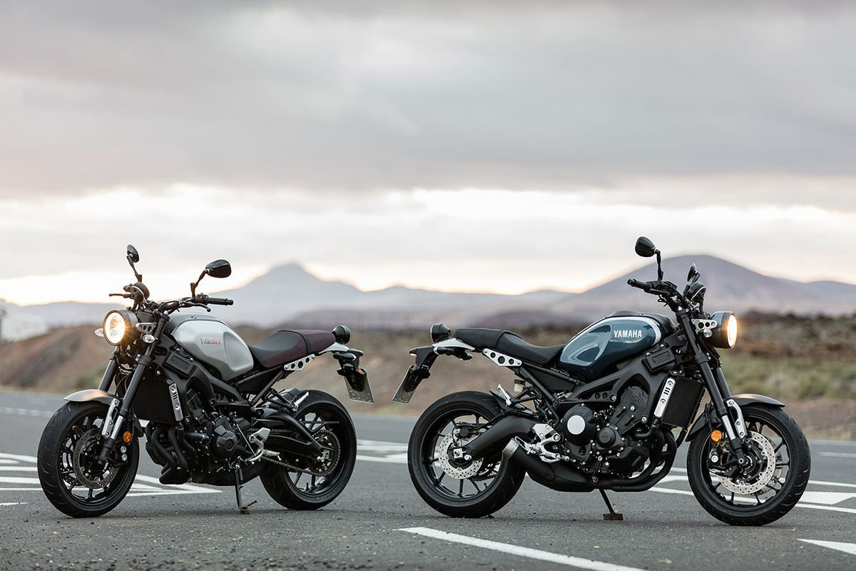 Moto yamaha scrambler cars motorcycles bobber forward mt09 yamaha - First Ride Yamaha S New Xsr900 Is A Brute In A Suit