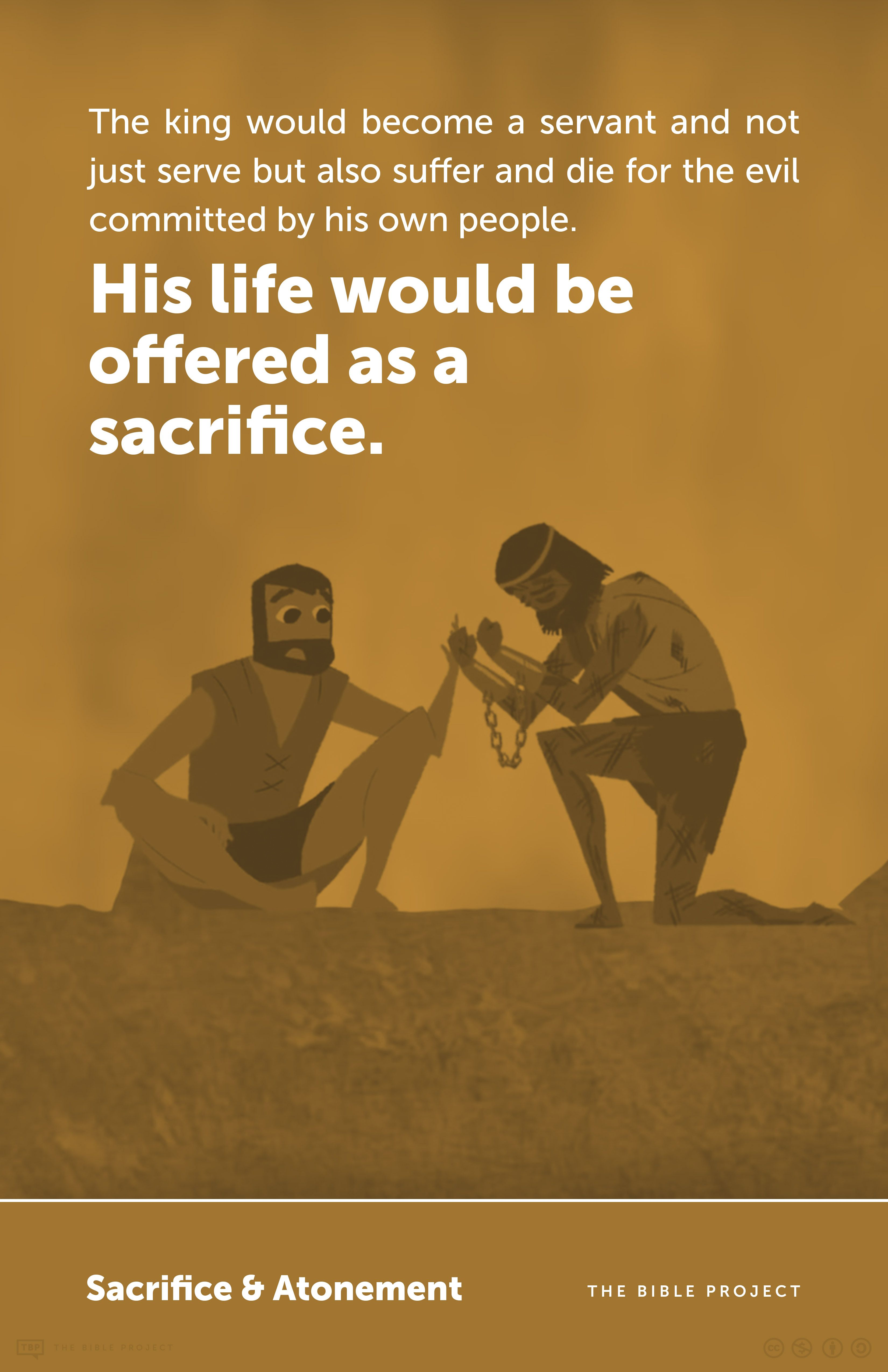 Quote From Our Sacrifice Atonement Video Sunday Quotes Funny Bible Sacrifice