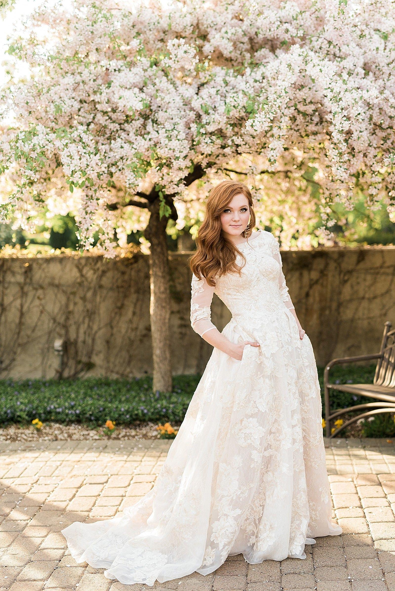 Hermosa Lds Vestidos De Novia De Utah Inspiración - Ideas de ...