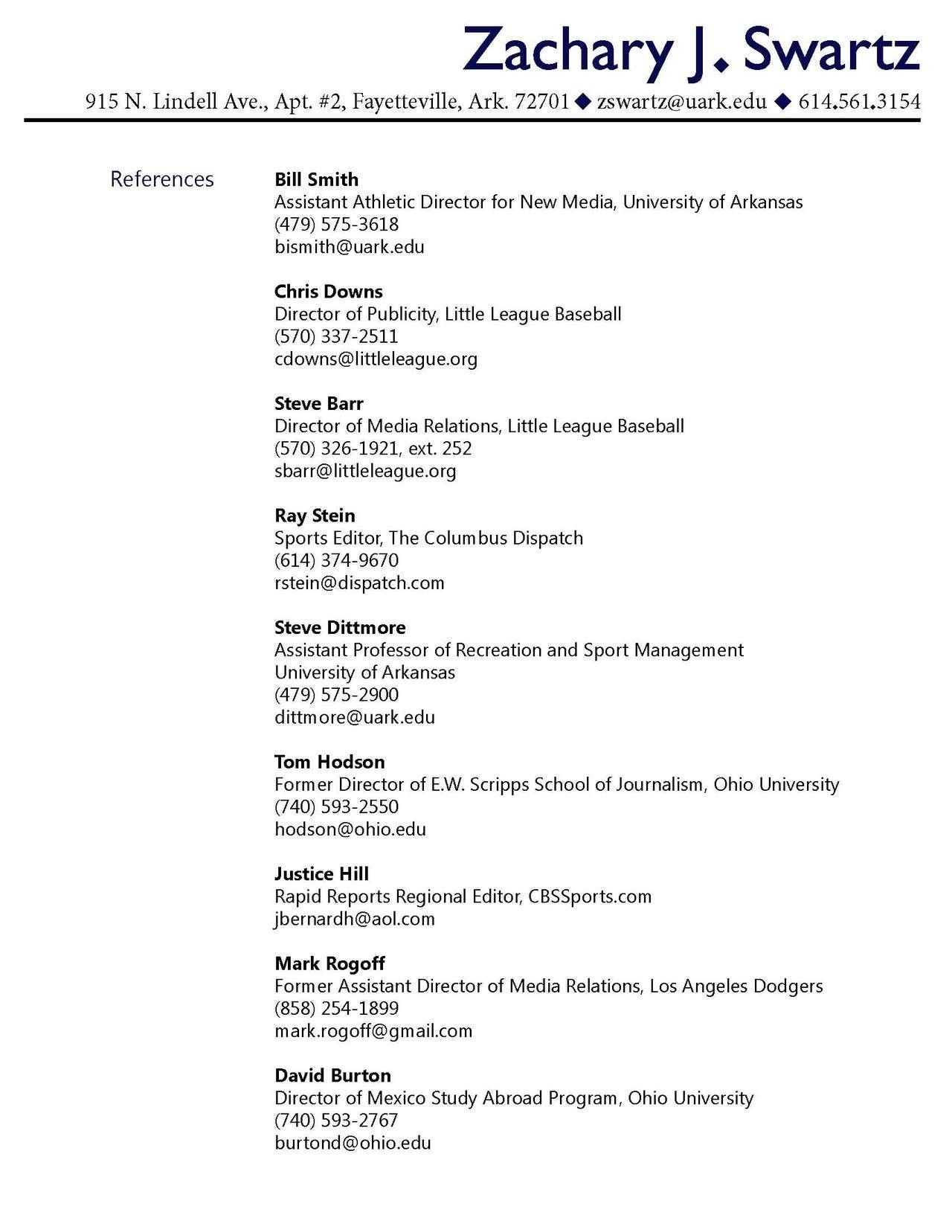 26 Best Font For Cover Letter Resume References Reference Page For Resume Sample Resume Cover Letter