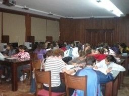 La biblioteca como eje fundamental en las actividades de animación a la lectura   Publicación Libro Abierto de información y apoyo a las biblitotecas escolares de Andalucía