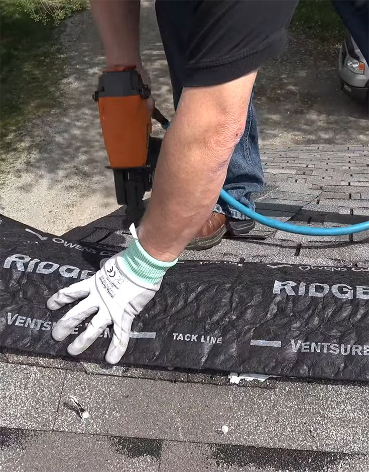 how to install roll roofing on low pitch roof