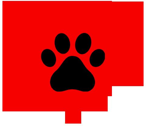 Dog Paw Print Clipart Png Transparent Cerca Con Google Dog Paw Print Paw Print Dog Paws