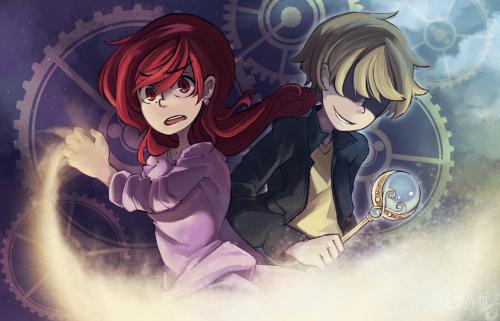 The Sandman Rpg Lullaby And Sophie Games Rpg Horror Games