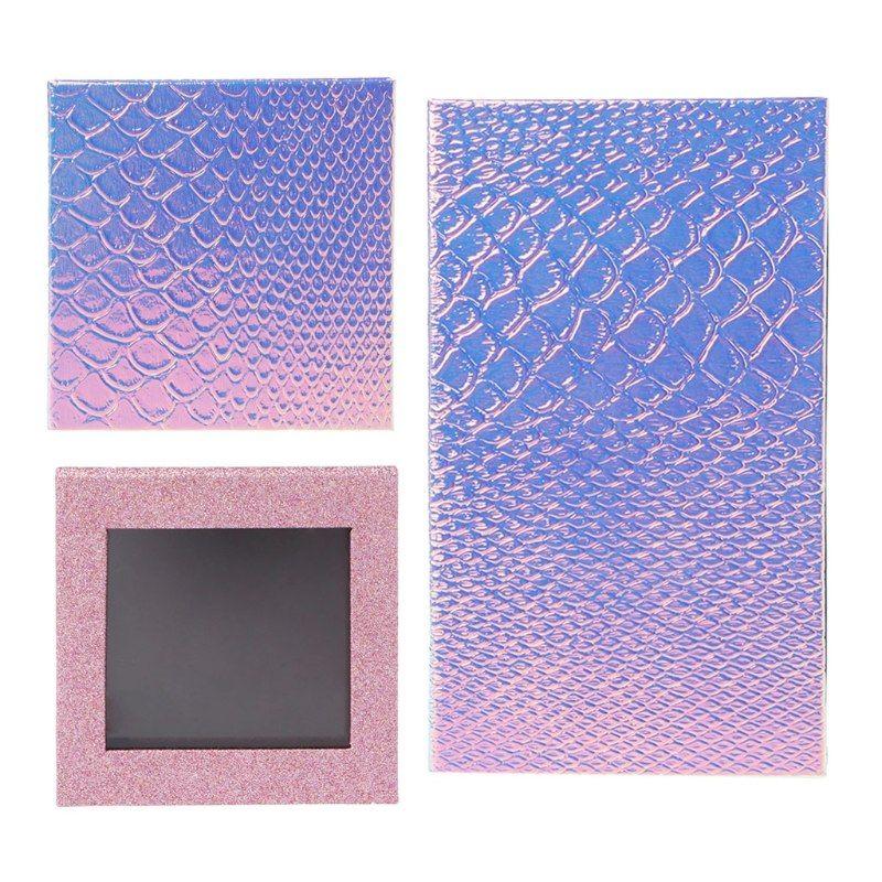 Fish Scale Empty Makeup Palette DIY Eyeshadow