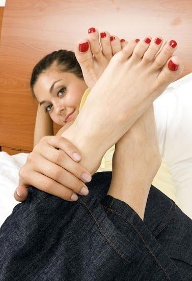 Foot Fetish Services