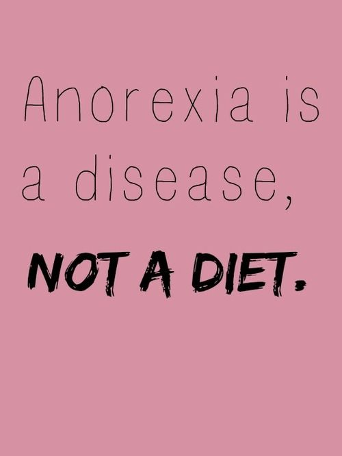 What percentage of americans suffer from anorexia?