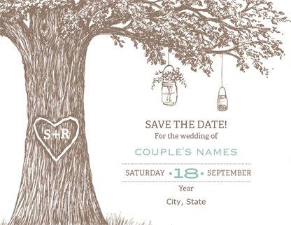 Save the Date Cards Templates & Designs Vistaprint
