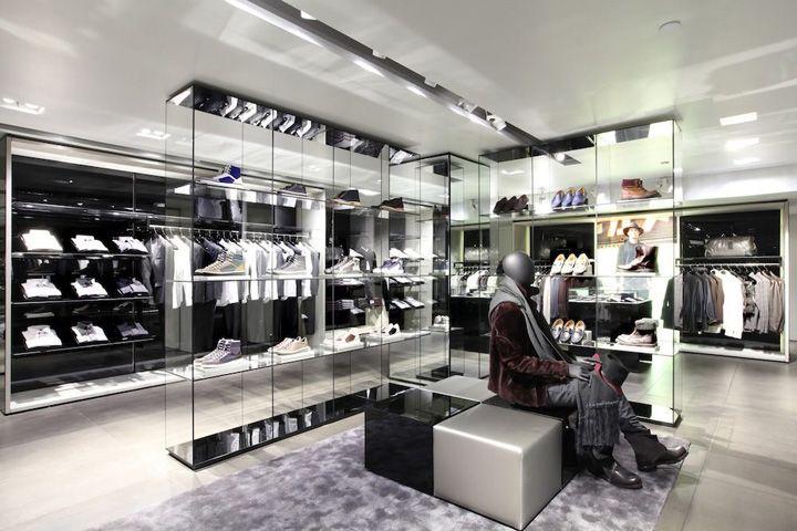 armani boutique