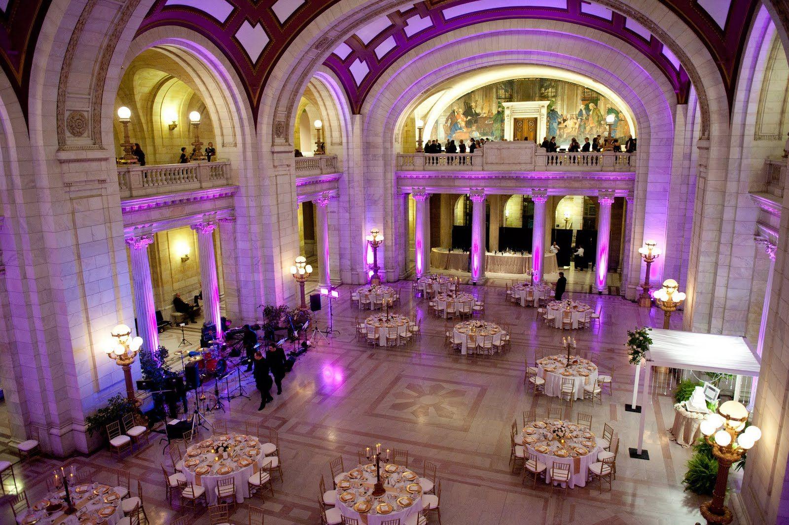 Cleveland Wedding Planner Old Courthouse October 9