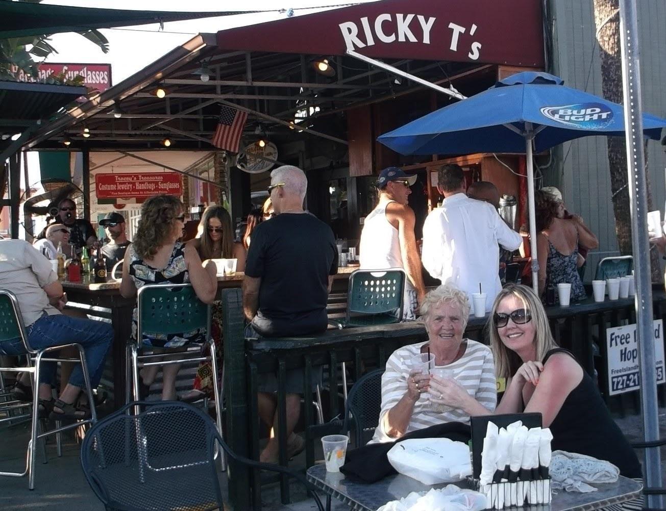 Ricky T S Stpete Treasure Island Florida Treasure