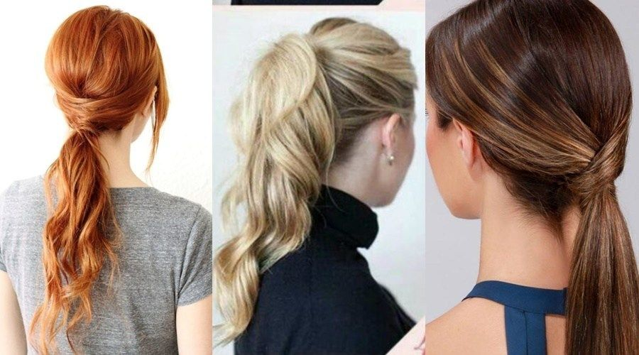 Peinados Faciles Cabello Largo Recogido Soy Moda Hair Styles Long Hair Styles Hair