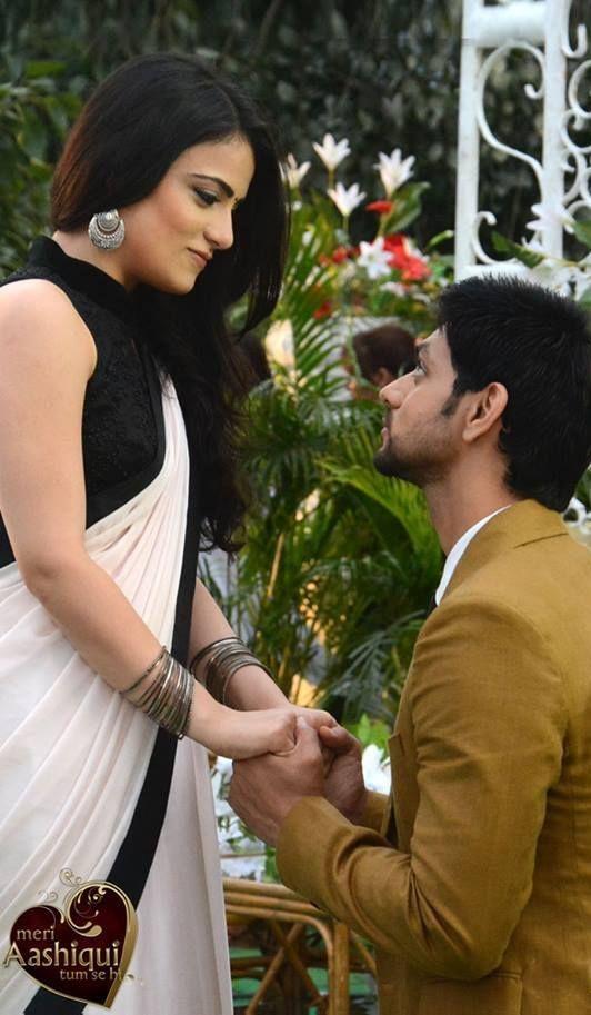 Pin by Zoya shaikh on TV Serial@couple   | Shakti arora, Radhika