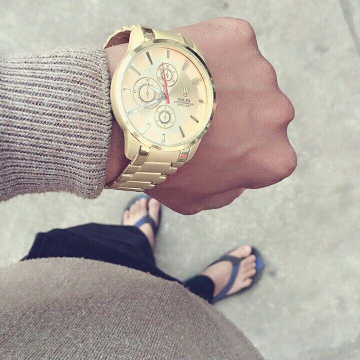 Rolex when i wear.....