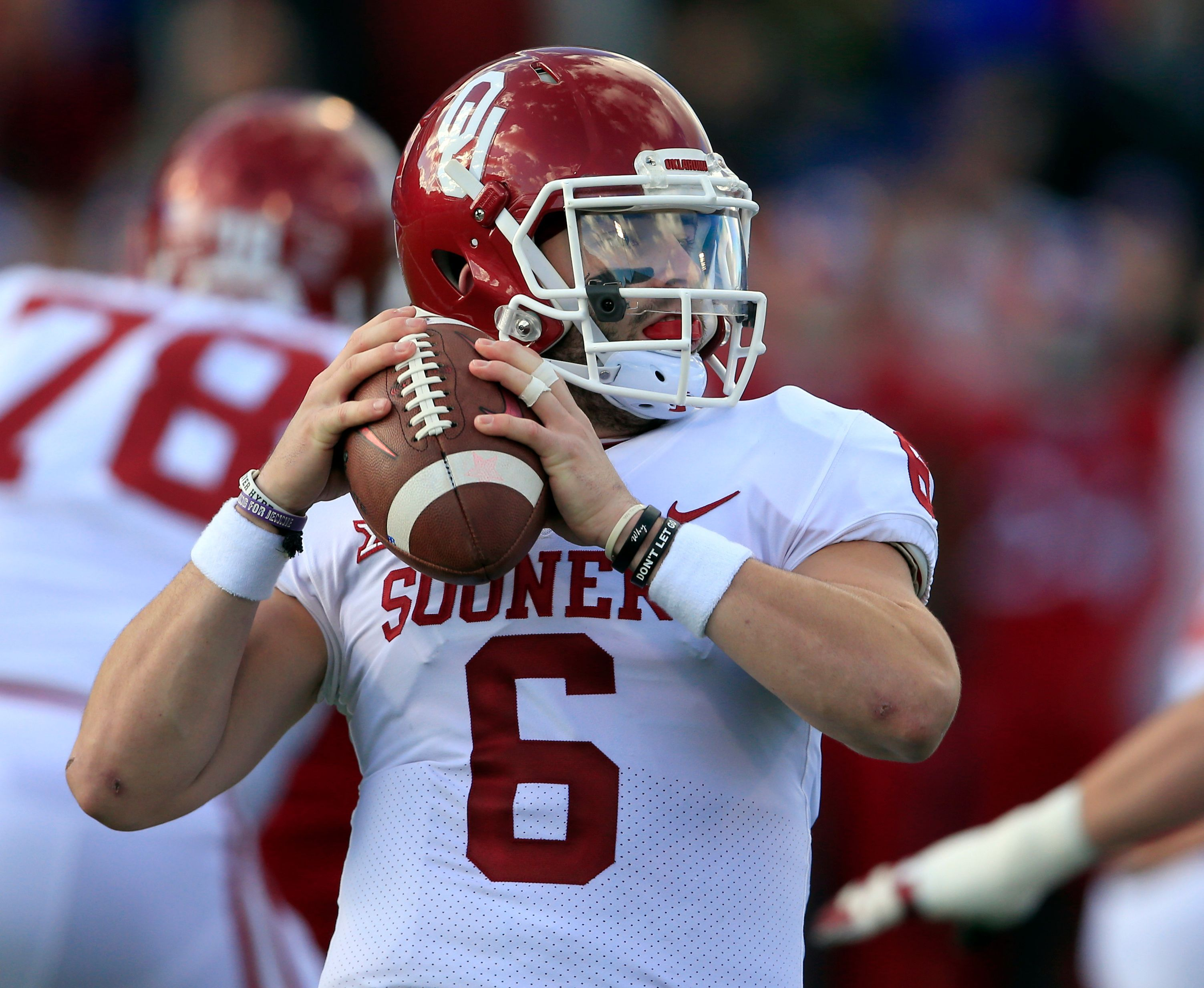 No. 3 Oklahoma in Big 12 title game, has to win for