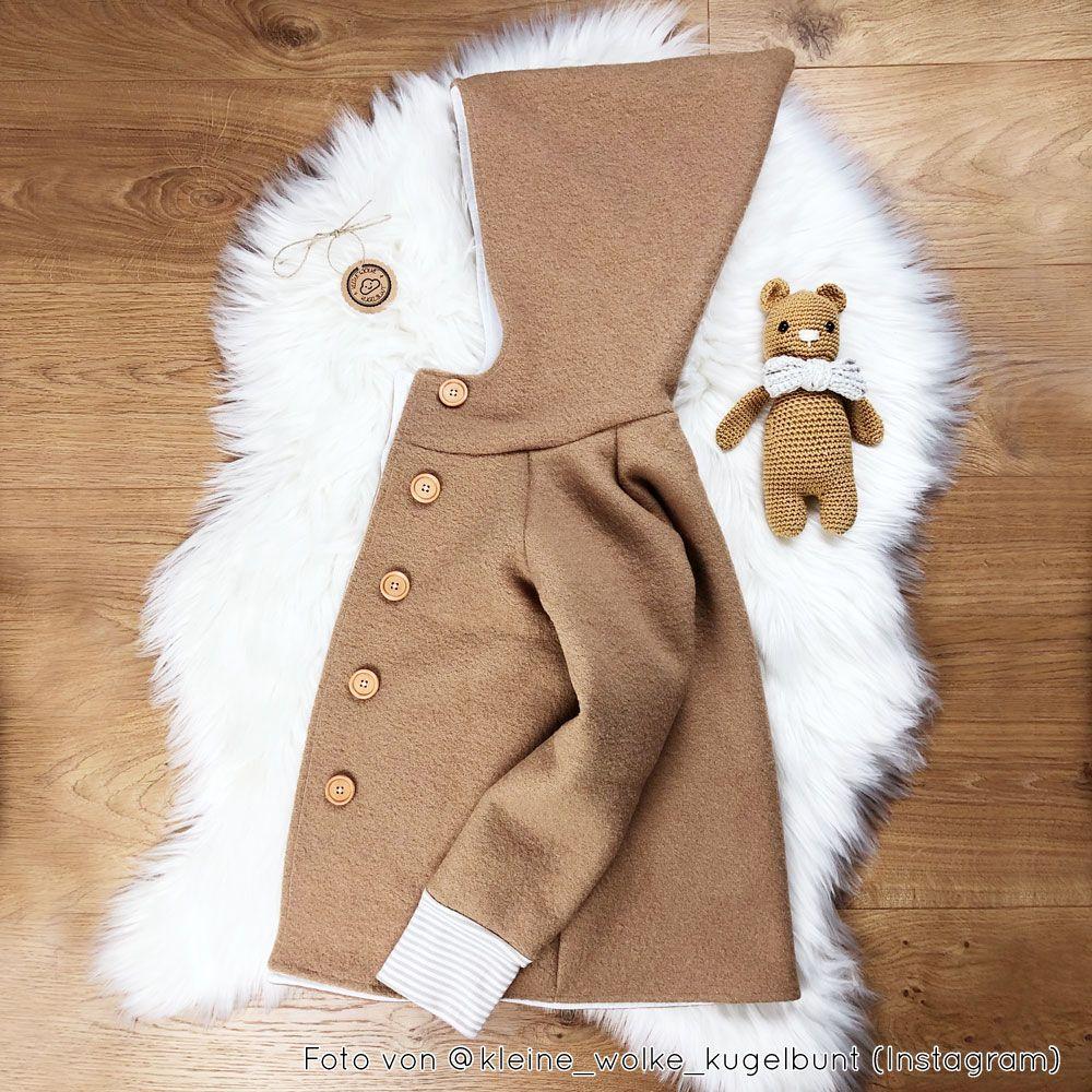 Photo of Mika Coat – Instructions & Patterns DIY fabrics