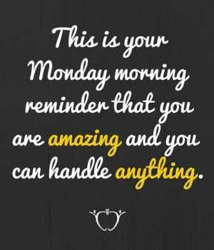 Good Morning Monday Quotes Funny