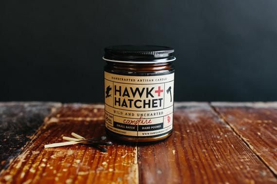 Hawk and Hatchet - Campfire from Jack Randall.