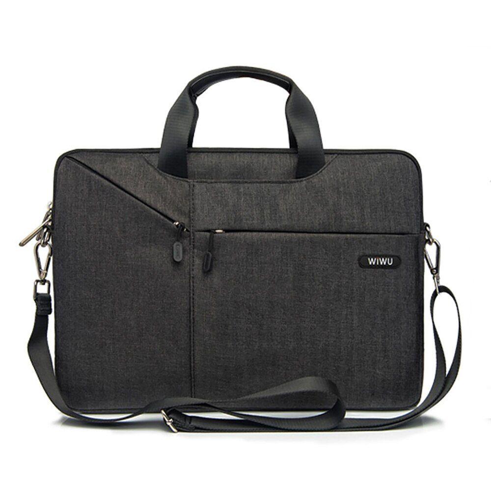 Wiwu Laptop Case Bag 17 3 12 13 15 4 15 6 Messenger Bags For Macbook Air 13 Case Waterproof Laptop Bag 17 3 Nootbook Ta Laptop Bag Notebook Bag Laptop Bag Case