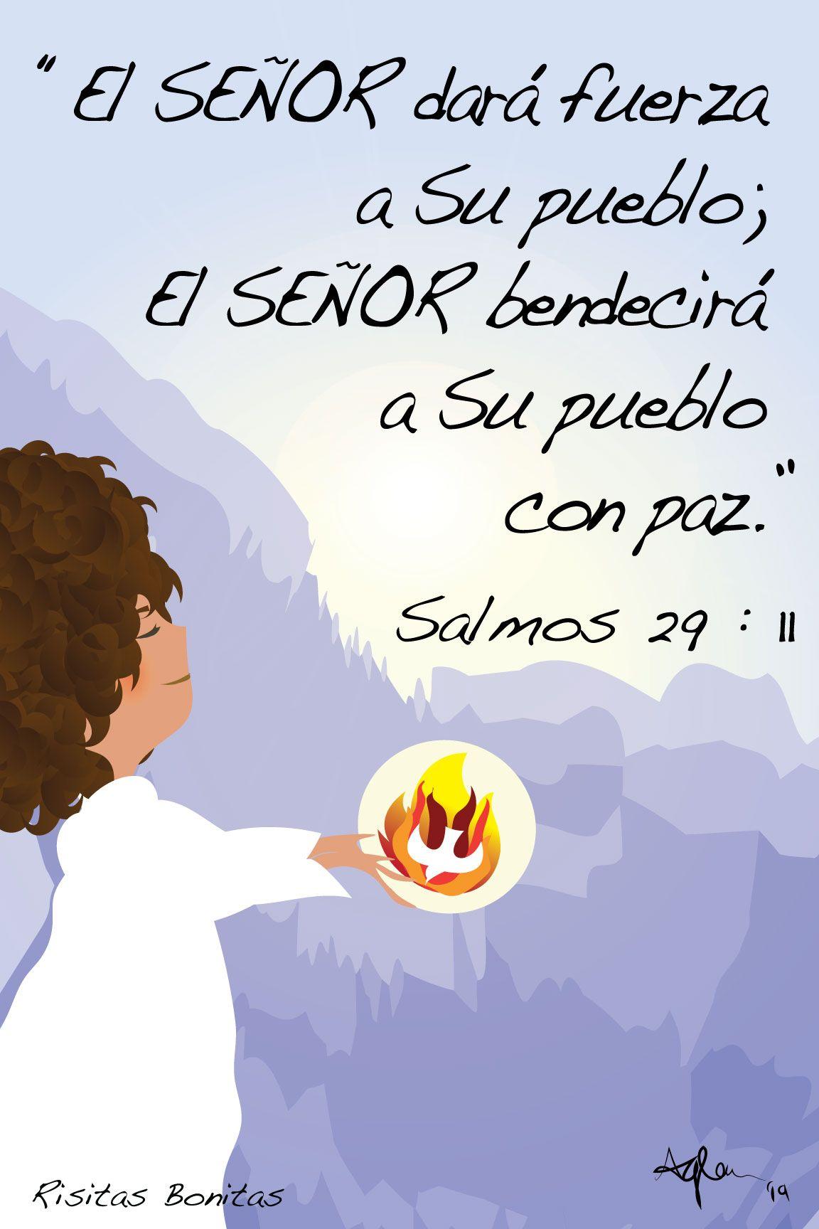 Risitas Bonitas Salmo 29 Oración De La Serenidad Salmos