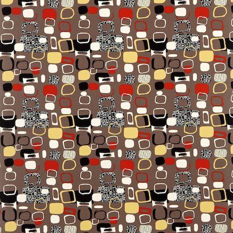 Festival U2013 Sanderson 50s Fabric Awesome Design