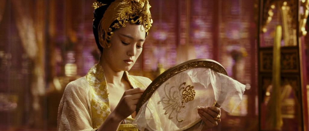 Curse Of The Golden Flower Man Chrysanthemum Flower Golden Flower