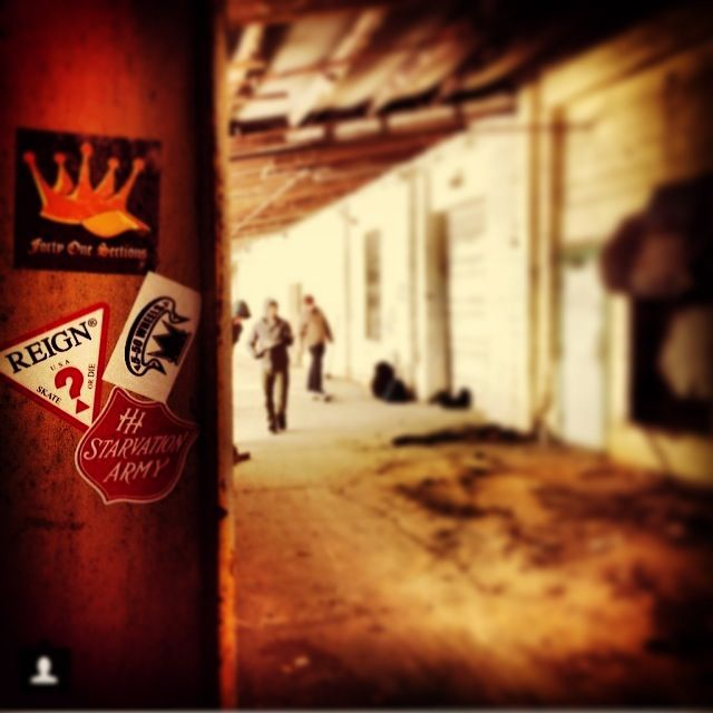 Suburban King Sticker.