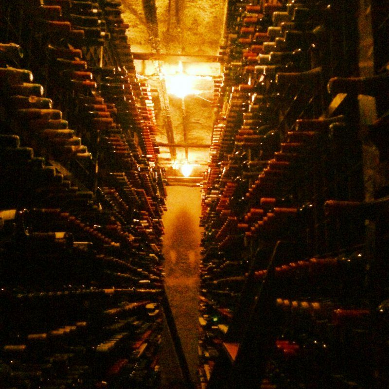 This Is What It S Like Inside The World S Largest Wine Cellar