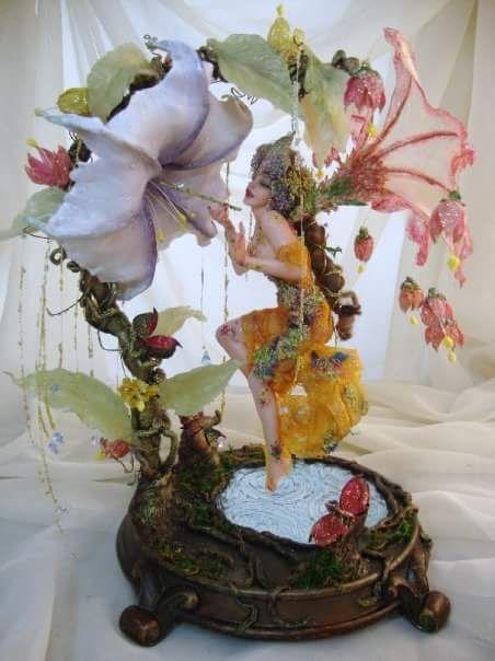 Nectar Fairy by Jennifer Sutherland