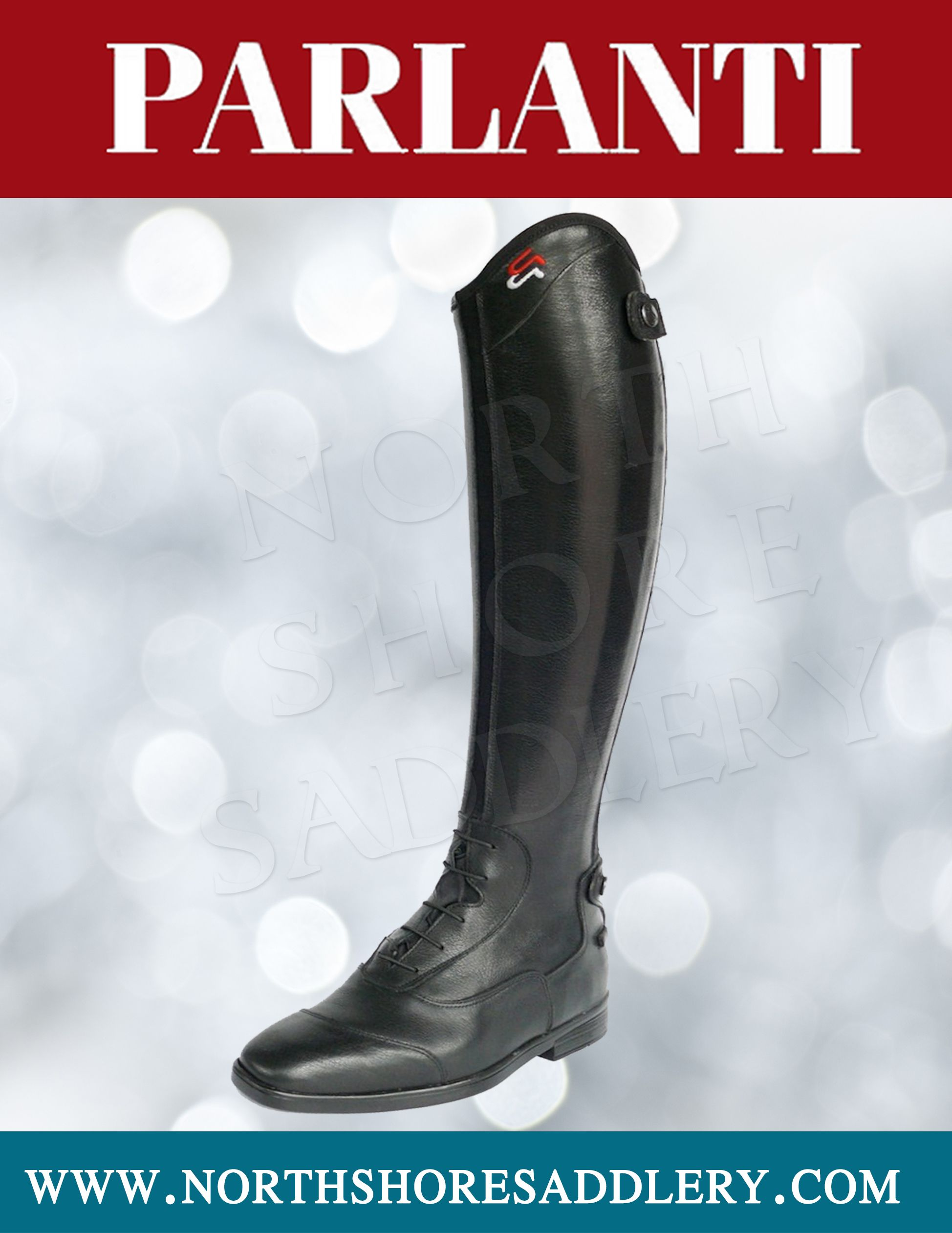 Parlanti Ocala Riding Boots! Innovative