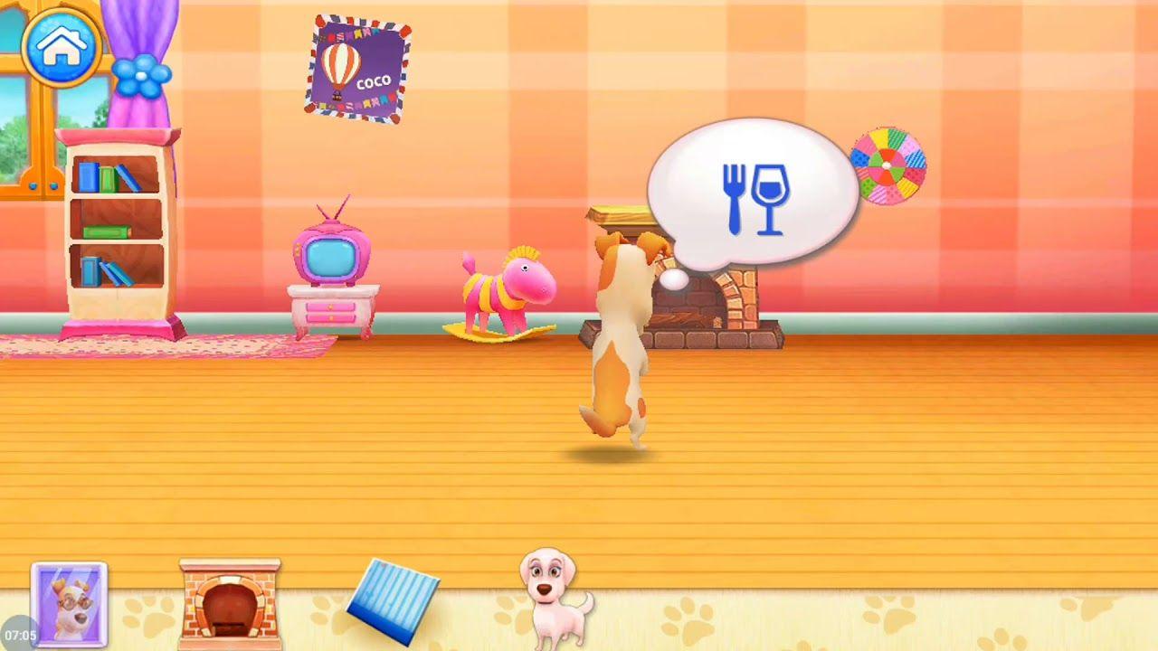 Puppy Life Secret Pet Party Puppy Care Games Fun Puppy Bath