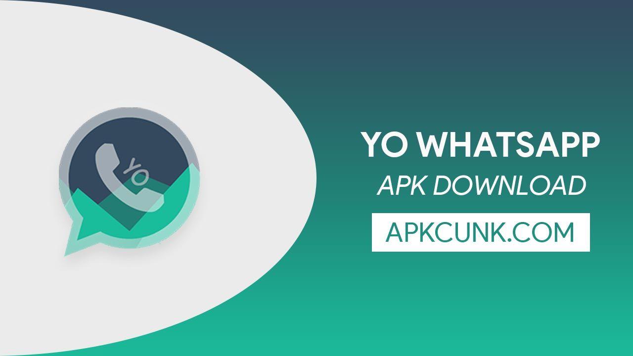 Yowhatsapp Apk Download V8 75 Latest Version Anti Ban App Interface Download Instant Messaging