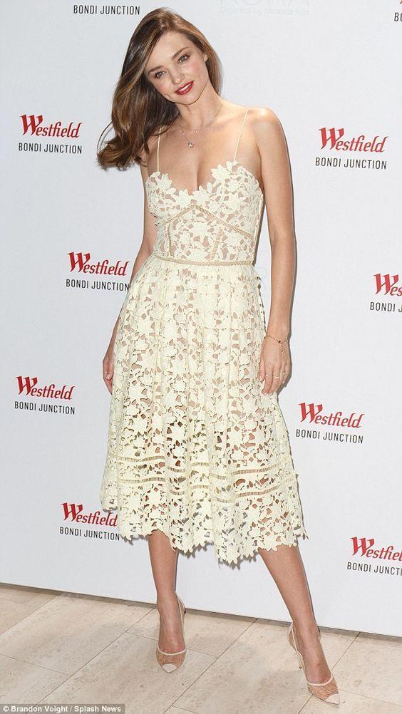 0e5c92a80ce2 Look for Less: Self Portrait White Lace Azalea Dress   Ladylike ...