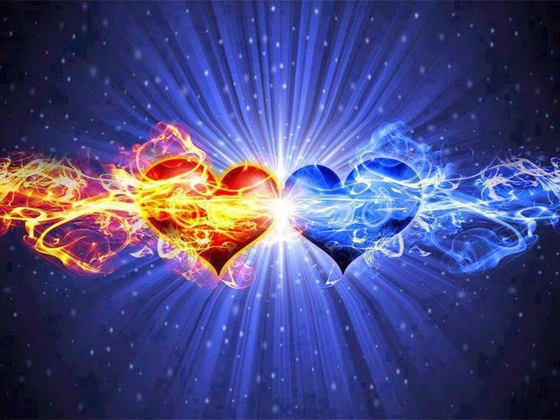 Explore Fire And Ice Twin Flames More