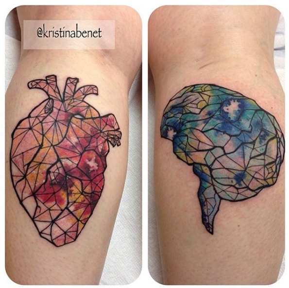 Tattoo By Kristina Bennett Kristinabenet With Images Tattoos