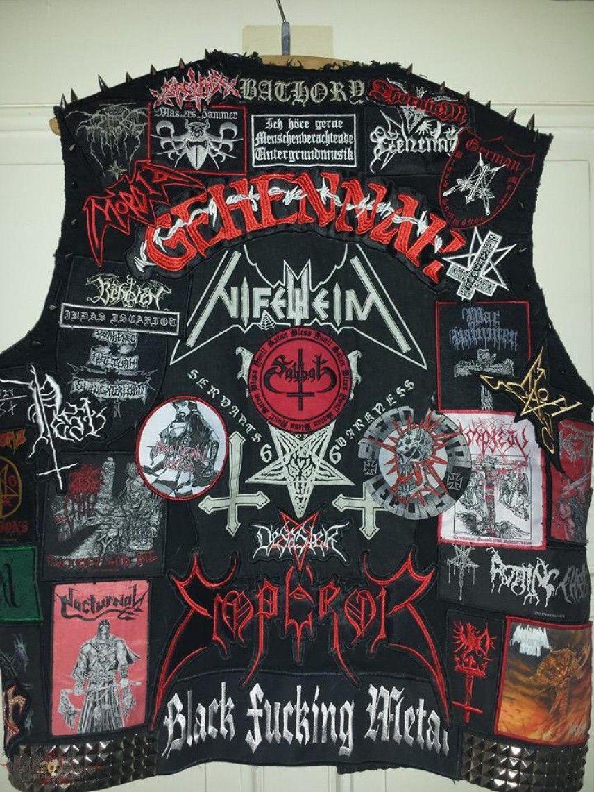 JacketJackets Metal JacketPunk Black Metal Metal JacketJackets Black JacketPunk Battle Battle Battle Black TKJlF1c