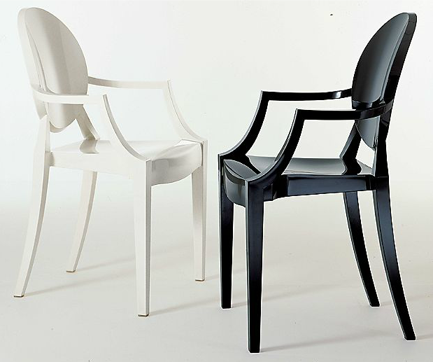 Louis Ghost Chair Set Of 2 Louis Ghost Chair Ghost Armchair Furniture