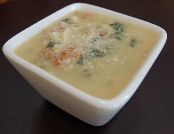 Zuppa toscana soup olive garden clone recipe food - Low calorie meals at olive garden ...