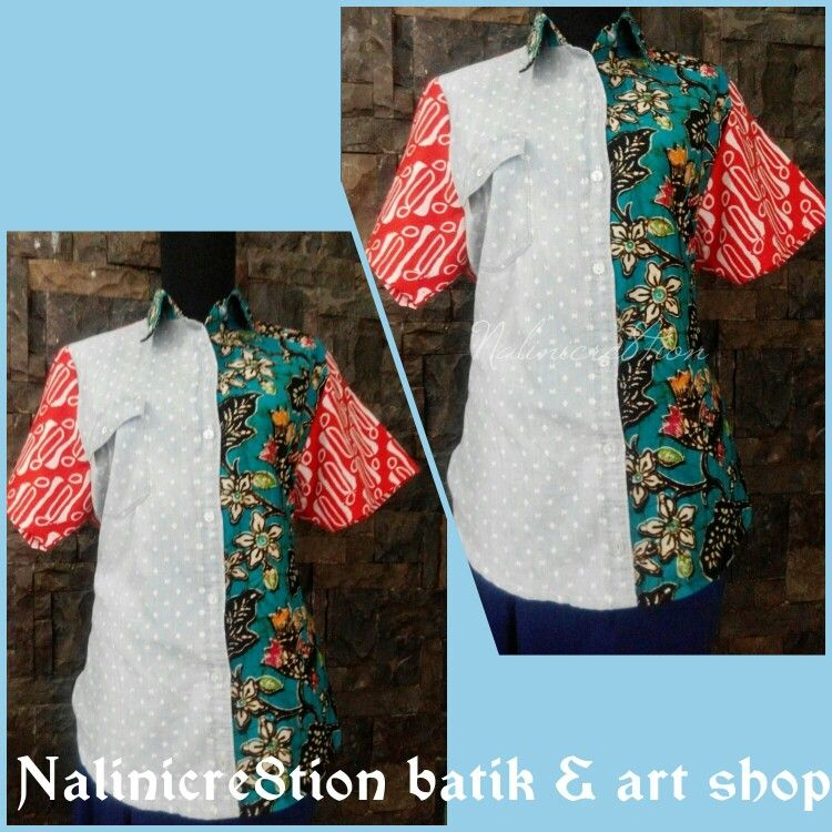 Pin oleh Nalinicre8tion di nalinicre8tion batik