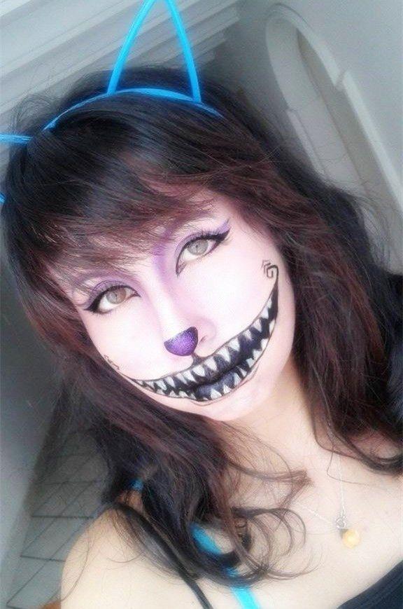 Cheshire Cat - Kisame Asakura(Kisame) Cheshire Cat Cosplay Photo - Cure WorldCosplay