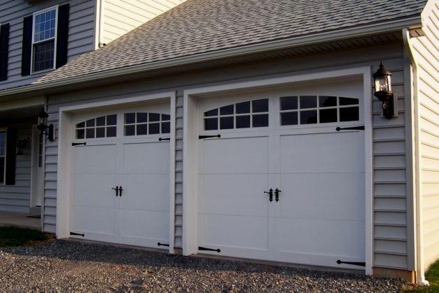 Fancy How To Open A Garage Door With A Broken Spring Portrait