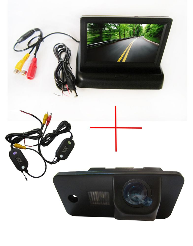 WiFi Rear View Reverse Camera for AUDI A3 S3 A4 S4 A6 A6L S6 A8 S8 RS4 RS6 Q7