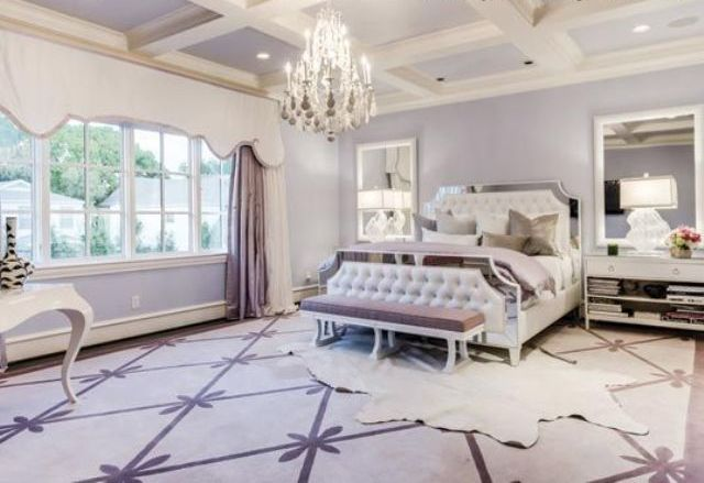Delicate Home Decor Ideas With Lavender Color Digsdigs Home