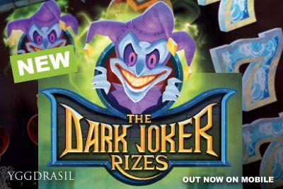 Dark Joker Rizes er en videoautomat med fem hjul, tre rader og 10 gevinstlinjer. Automaten har et såkalt «win-both-ways»-system, noe som betyr at spillerne vinner uansett om gevinstkombinasjonene går fra høyre til venstre eller fra venstre til høyre...http://www.norske-spilleautomater-gratis.net/DarkJoker/