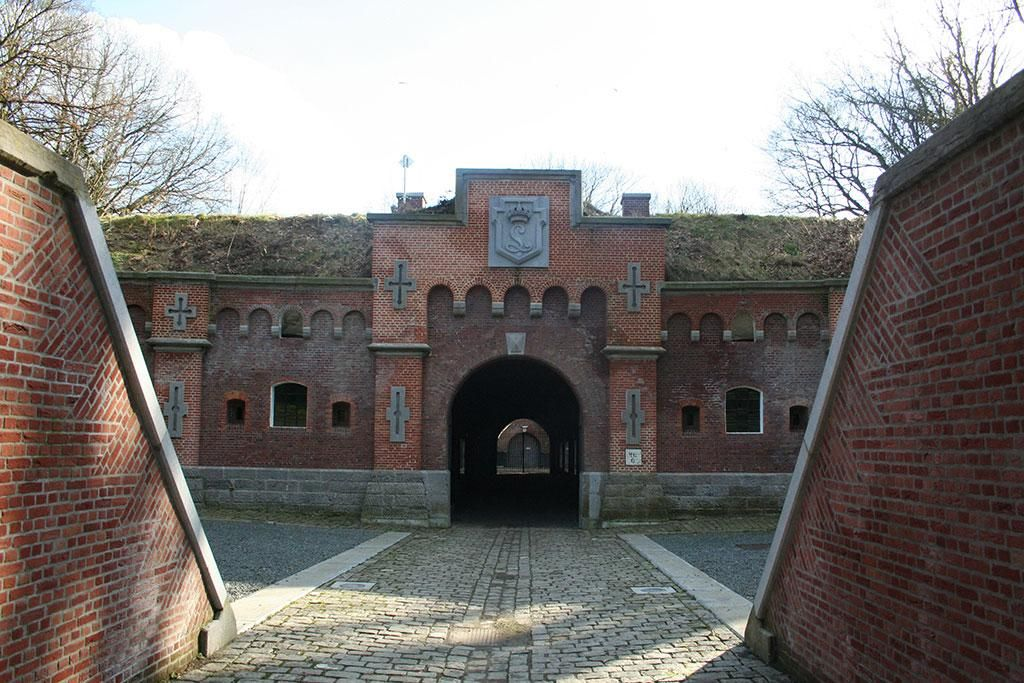 Fort 4 - Mortsel | Fortengordels