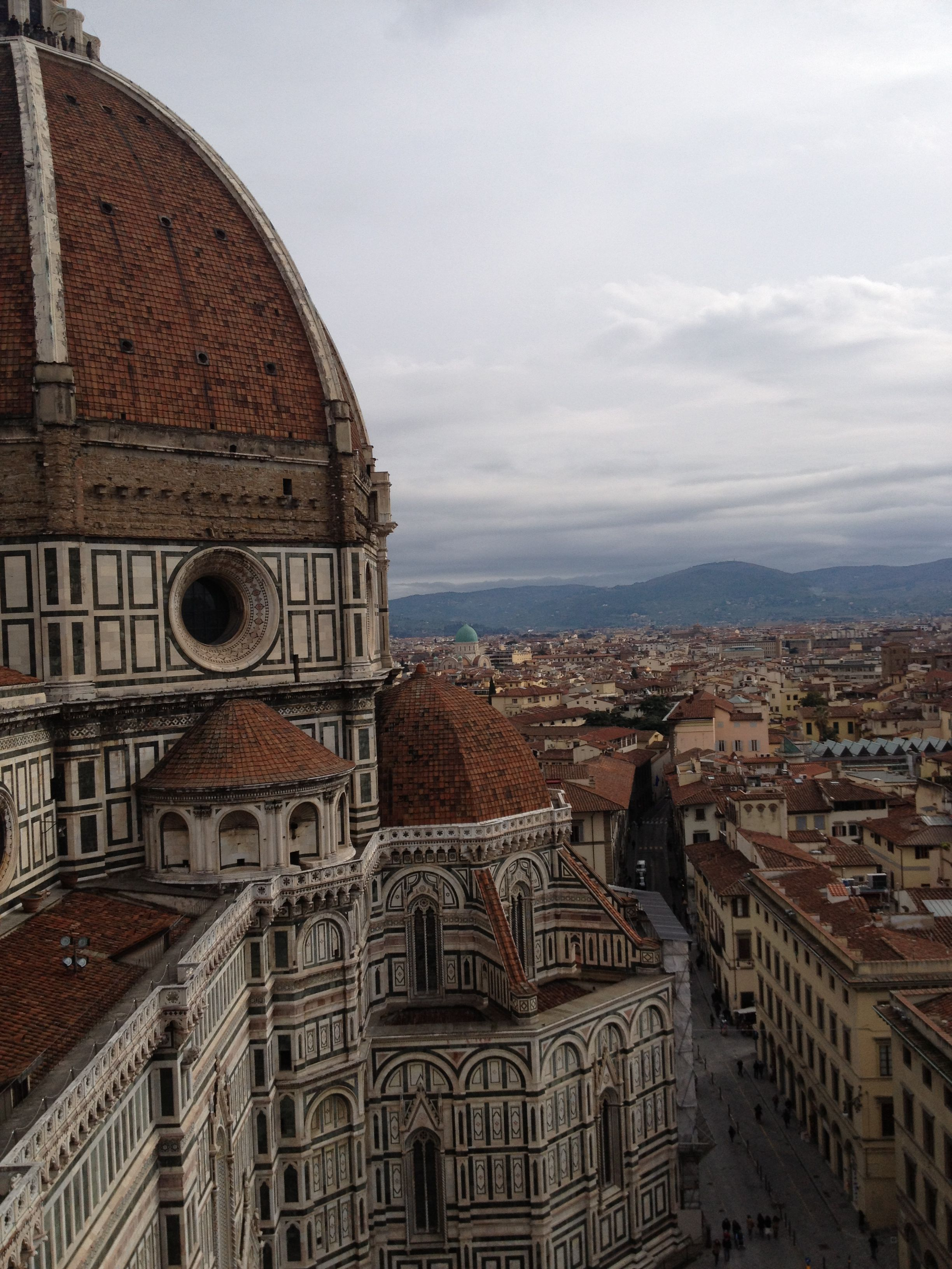 The Florence cathedral also known as the church of Santa Maria del Fiore is the 4th largest in the world after St Peter s in Rome St Paul s i…
