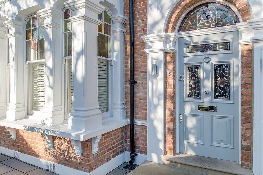 The Bespoke Front Door blog