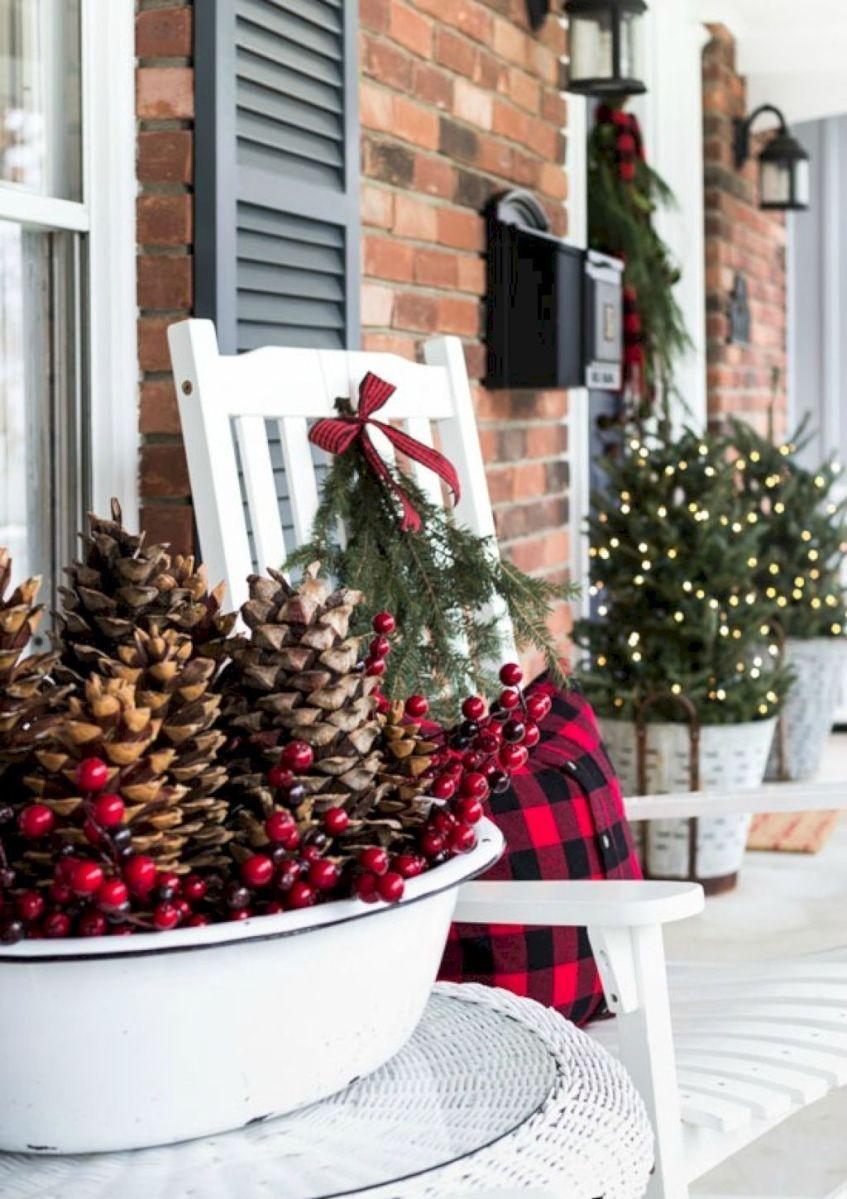 37 Awesome Outdoor Christmas Decor Ideas